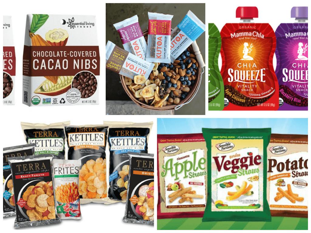 Cheap Organic Snack Foods
