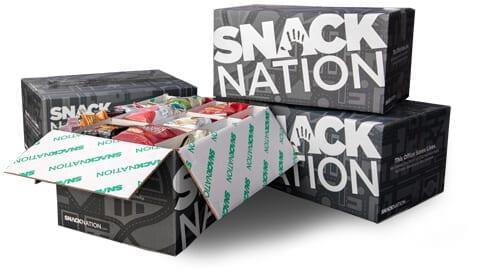 SnackNation healthy snack boxes