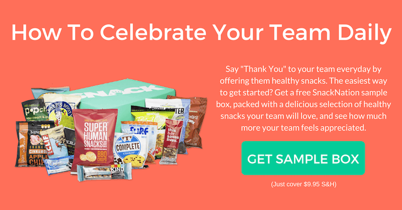 Celebrate Your Team Daily