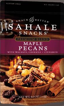 sahale snacks maple pecan