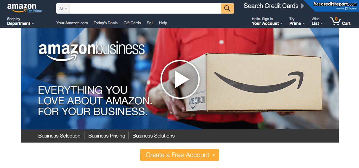 amazon business office management tool