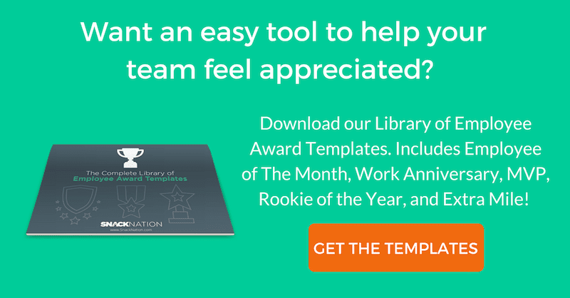 scale staff recognition with recognition toolkit