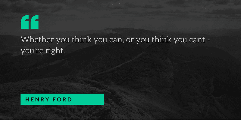 henry ford motivational quote
