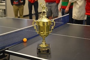 centricsit ping pong tournament