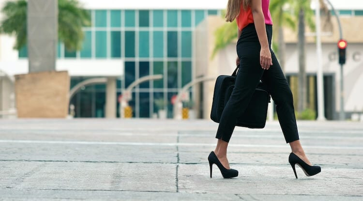 rejuvenate at work with a walk