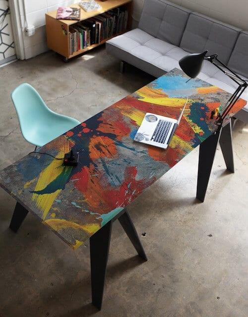 desk skin
