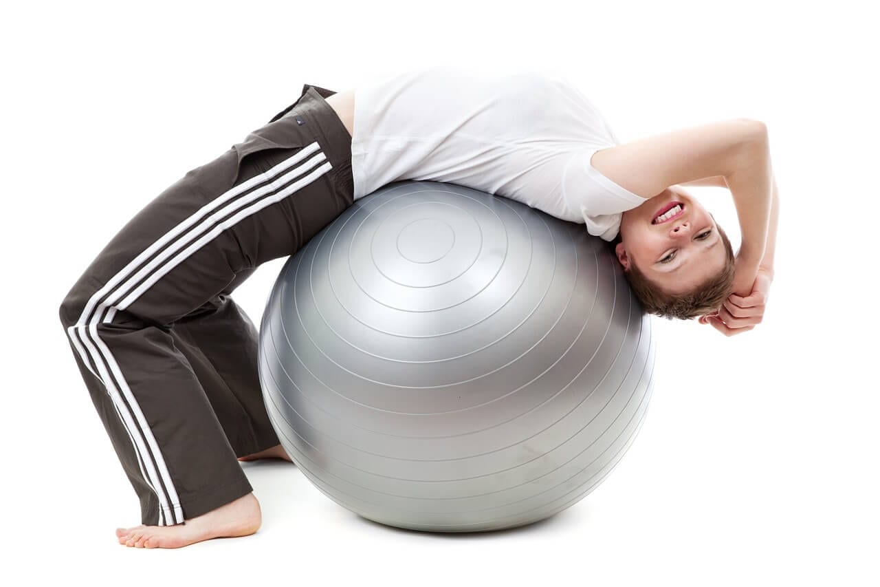 fun office supplies stability ball