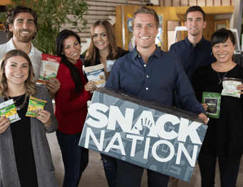 about snacknation