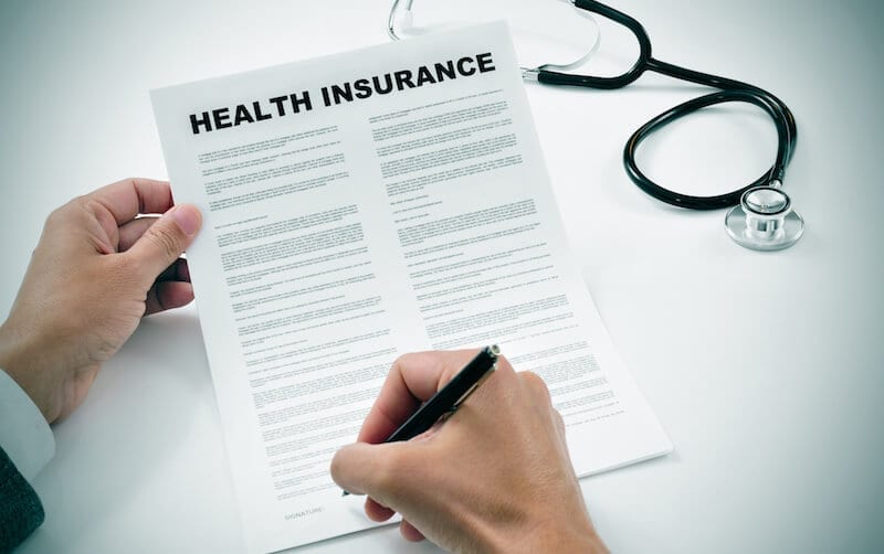 health insurance - best company perks