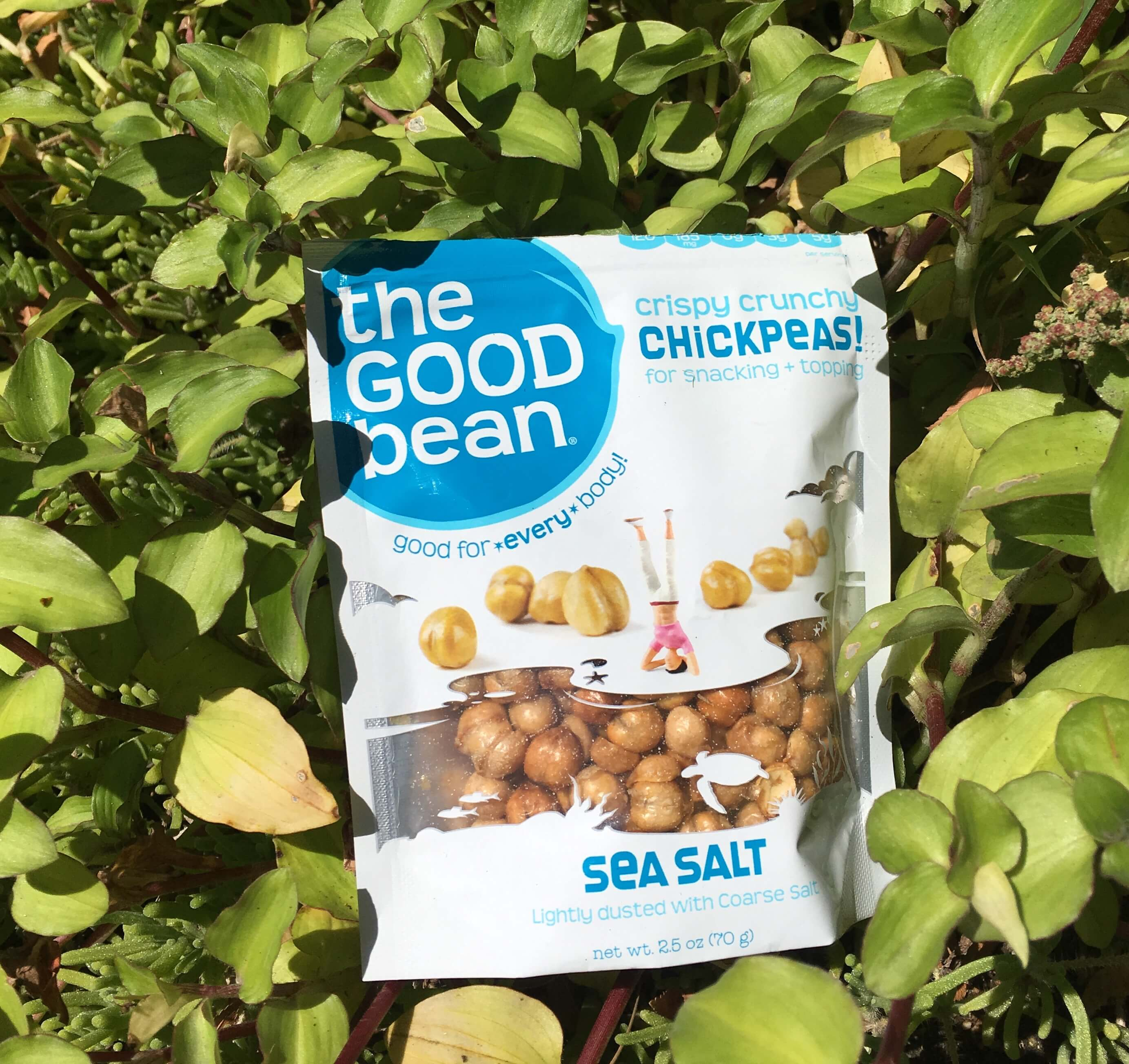 The Good Bean Chickpeas