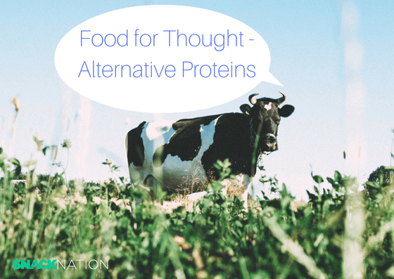 Food for Thought - Alternative Proteins