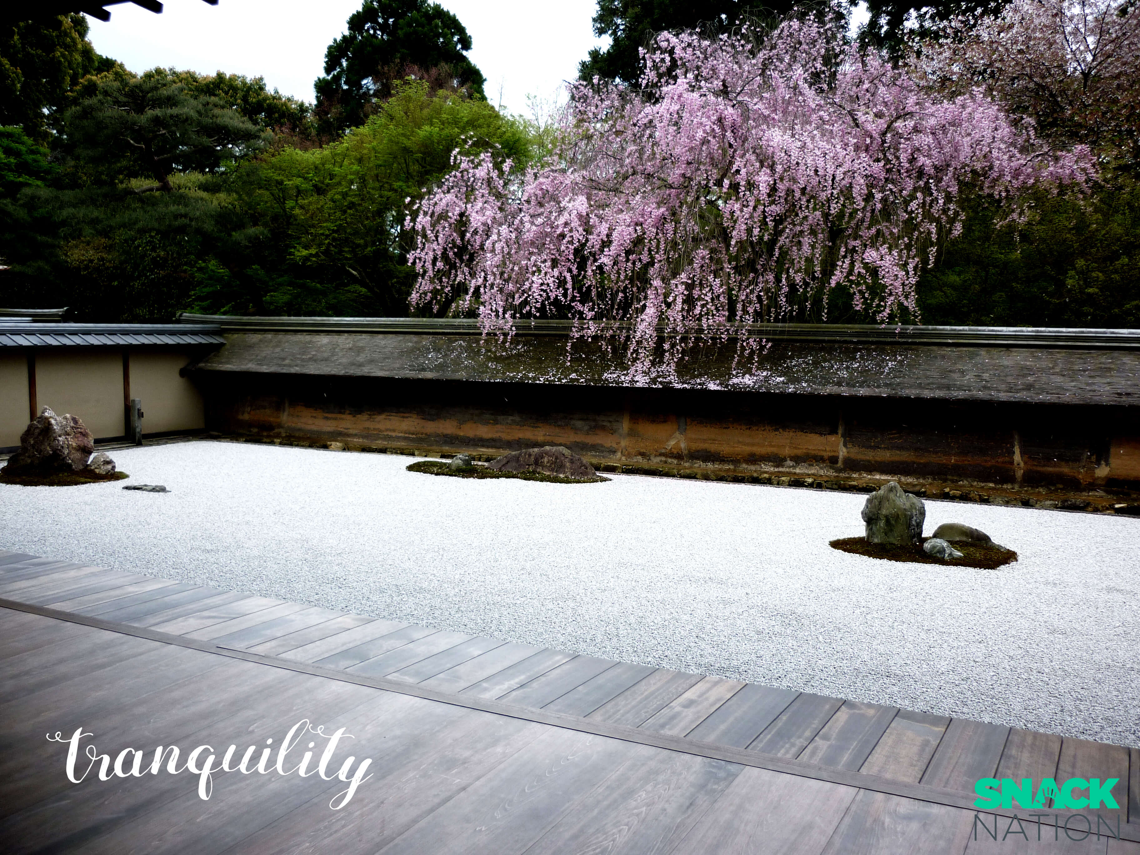 Tranquility Poster Small ...