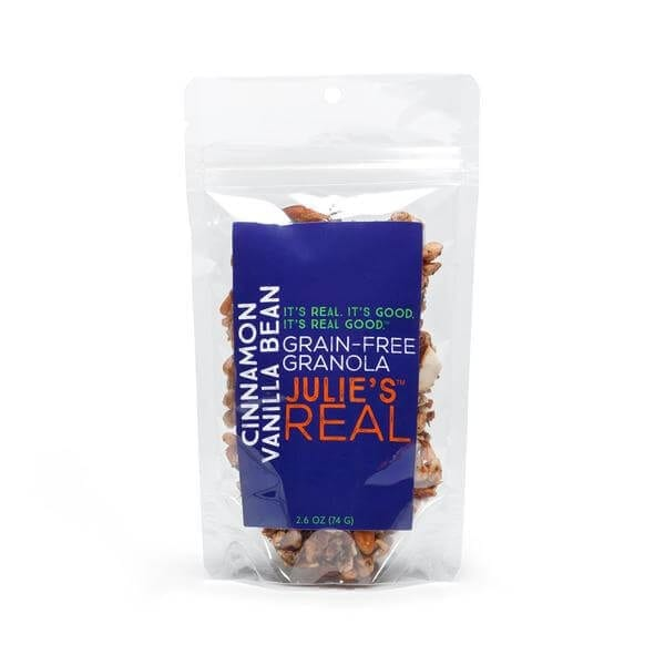 Julie's Real Cinnamon Vanilla Bean Grain-Free Granola