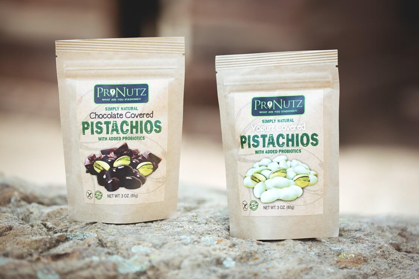 Pronutz Yogurt Covered Pistachios