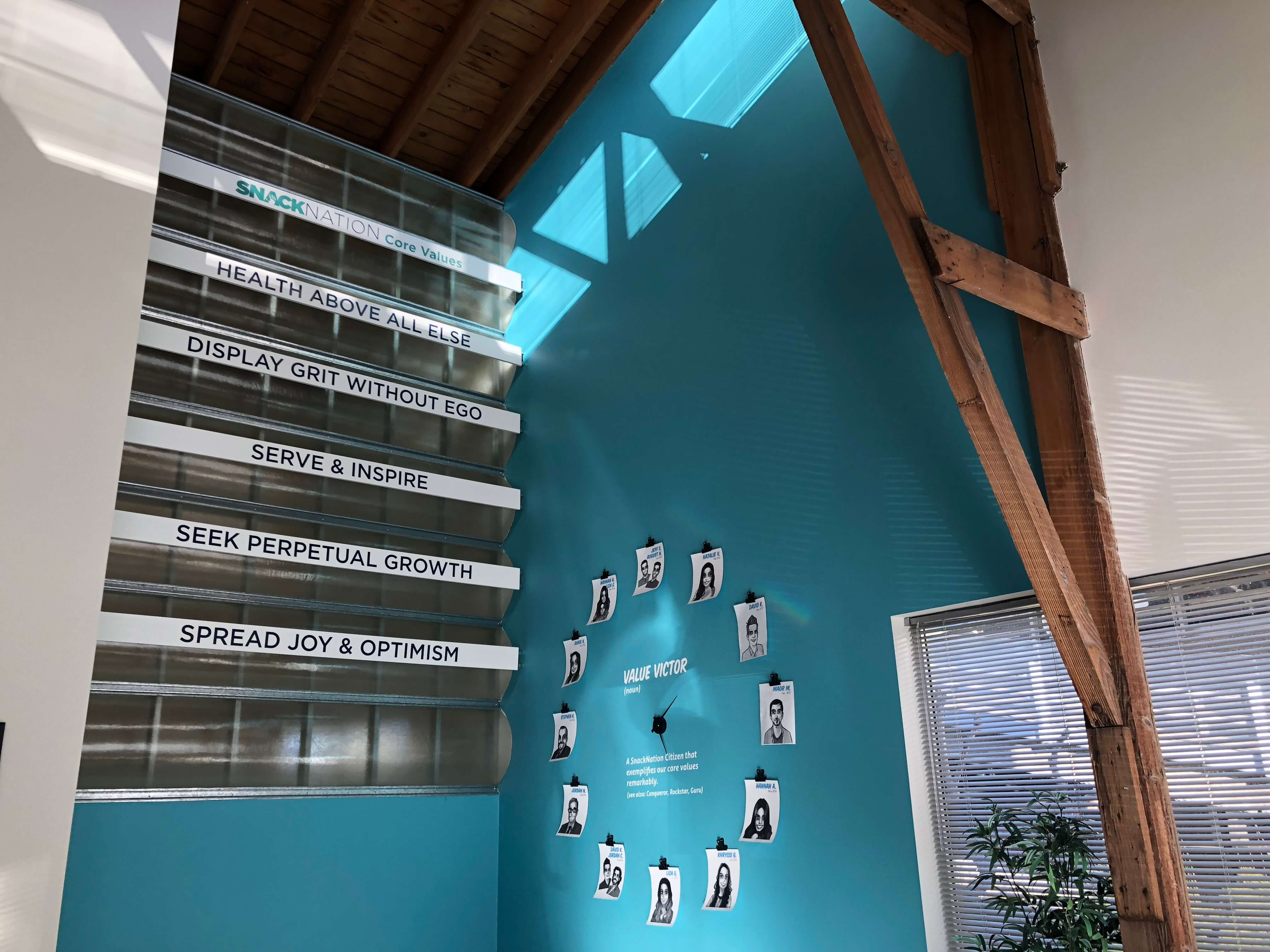 36 office decor ideas to inspire your team 39 s best work - Creative names for interior design business ...