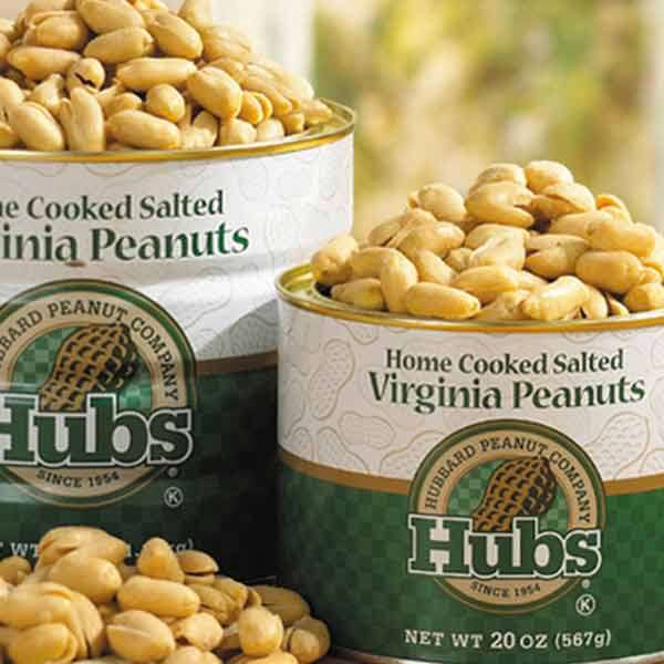 hubs-peanuts