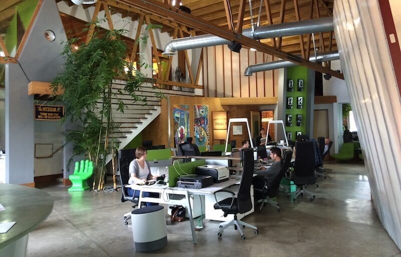 Moving Company Reviews >> 15 Creative Office Layout Ideas to Match Your Company's Culture
