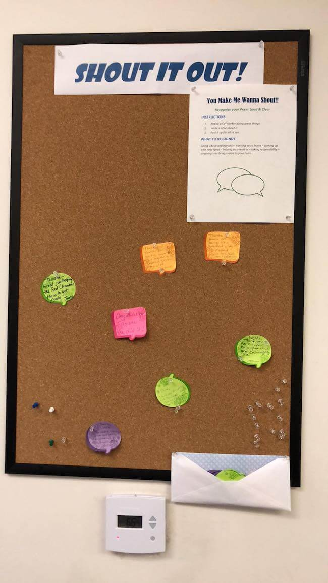 I Need Ideas For Decorating My Living Room: 25 Office Bulletin Board Ideas To Create Buzz Around Your