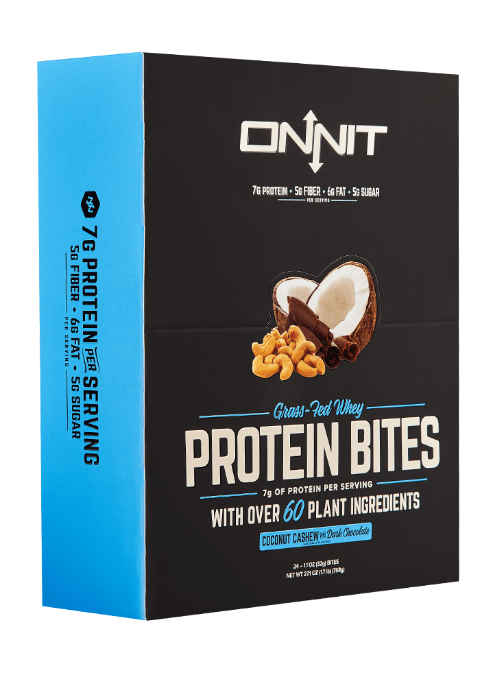 Healthy-Sweet-Snacks-Onnit-Protein-Bites