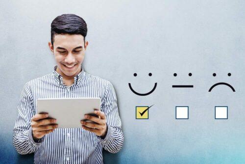 send a survey about your health fair