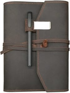 Leather-Notebook