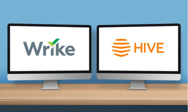 Hive - Wrike - Alternative