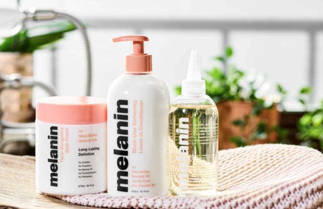 Melanin-Haircare