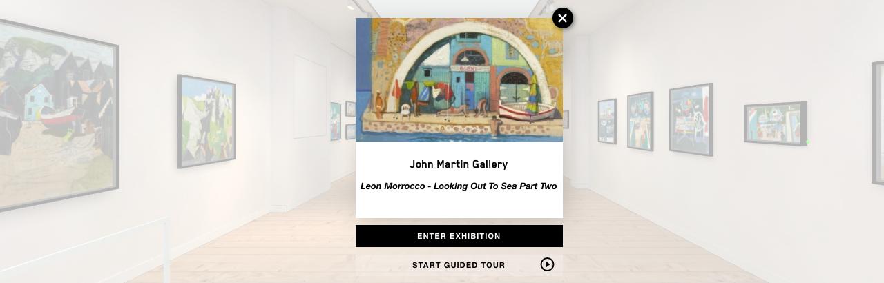 Virtual Art Gallery