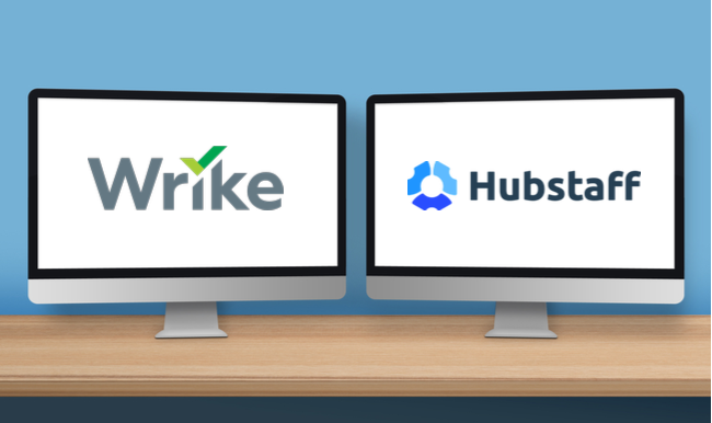 Wrike Alternatives Hubstaff