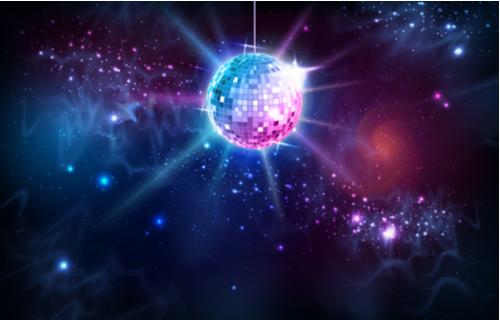Disco-Dance-Party