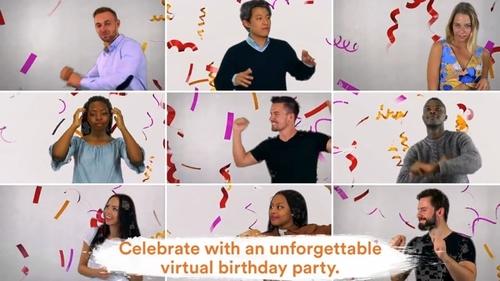 Let's Roam Virtual Birthday Parties
