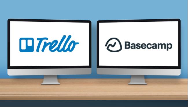 Trello-Basecamp