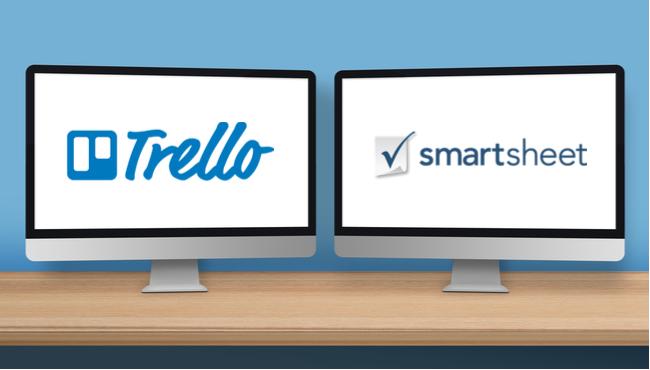Trello-Smartsheet
