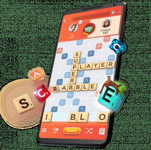 Scrabble-Mobile