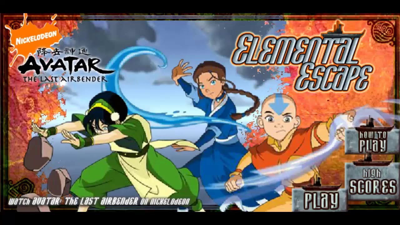 Avatar-Last-Airbender-Escape-Game