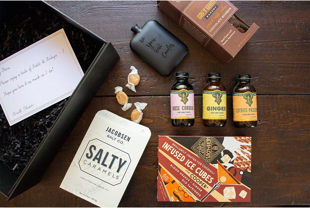 Speakeasy Gift Box