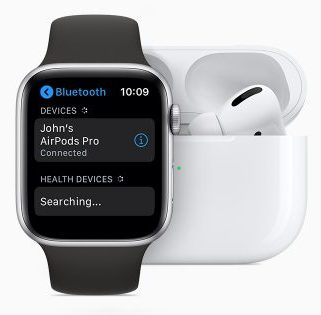 Airpods-Apple Watch