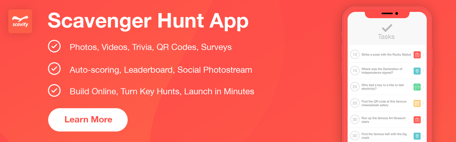 Scavenger Hunt Team Building Activity For Work