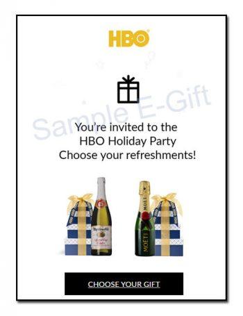 Send an e-gift