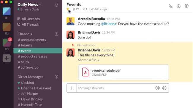 Employee-Engagement-Software-Slack