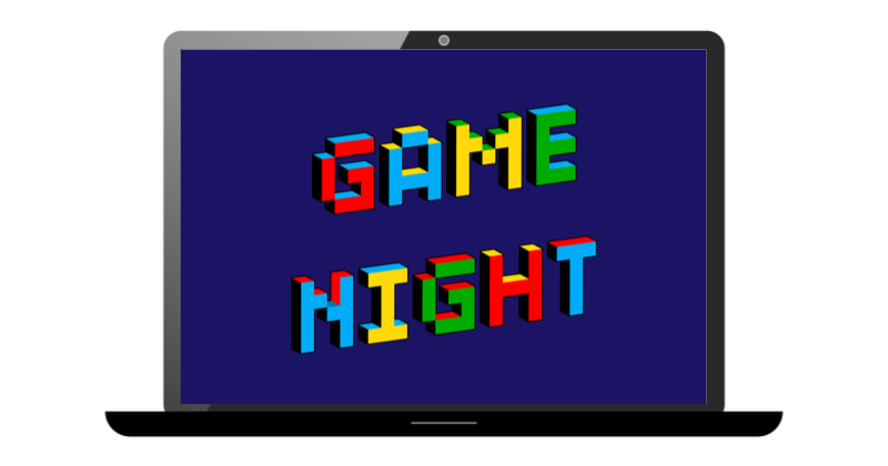 Have a virtual game night