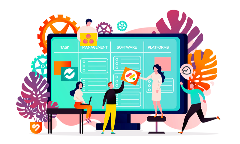 17 Best Task Management Software Platforms For Increasing Work Productivity In 2021