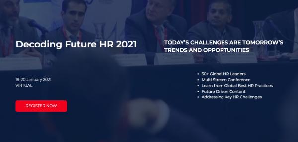 Decoding Future HR 2021- Wisdom