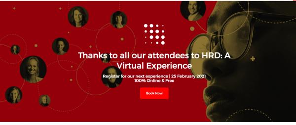 HRD- A Virtual Experience