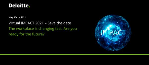 Impact 2021- Deloitte