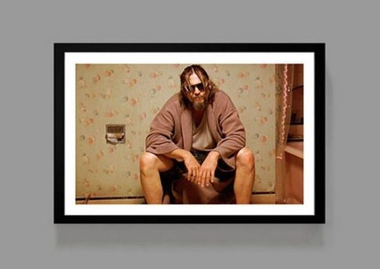 The Dude Movie Poster