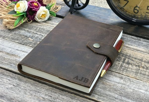 Travel Leather Journal
