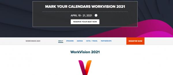 WorkVision 2021- SHRM
