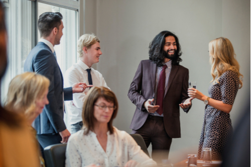 Your employee attended a personal development or networking event