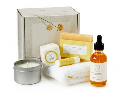 A Little Pampering Gift Set
